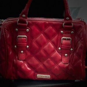 Steve Madden red purse